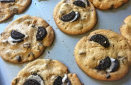 Homemade Oreo Chocolate Chip Cookies @Everything_Delish