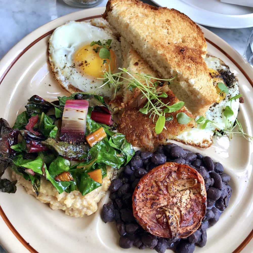 You Can Never Go Wrong With The Ultimate Breakfast from Saturday Dinette!