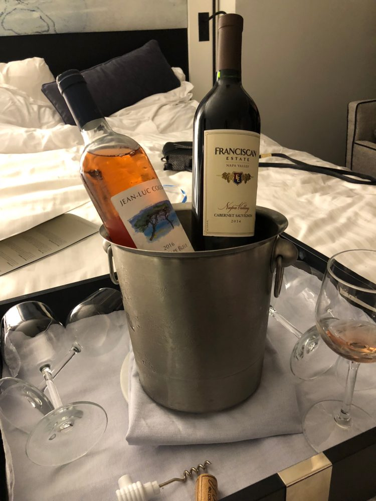 In-Room Dining Service