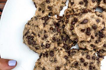 Vegan + Gluten Free Cookies