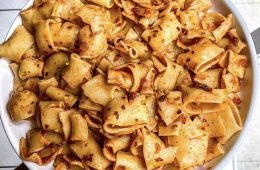 Homemade Spicy Rigatoni Recipe